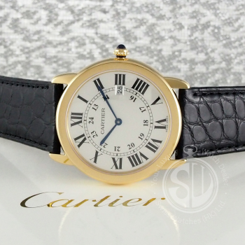 1082aadf61b Cartier W20106X8 Santos 100 Medium Model - Swiss Watches (HK) Ltd
