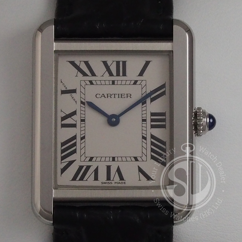 bd79a61127d ... Cartier W5200005 Tank Solo Small Model. w5200005-01 · w5200005-02 ...