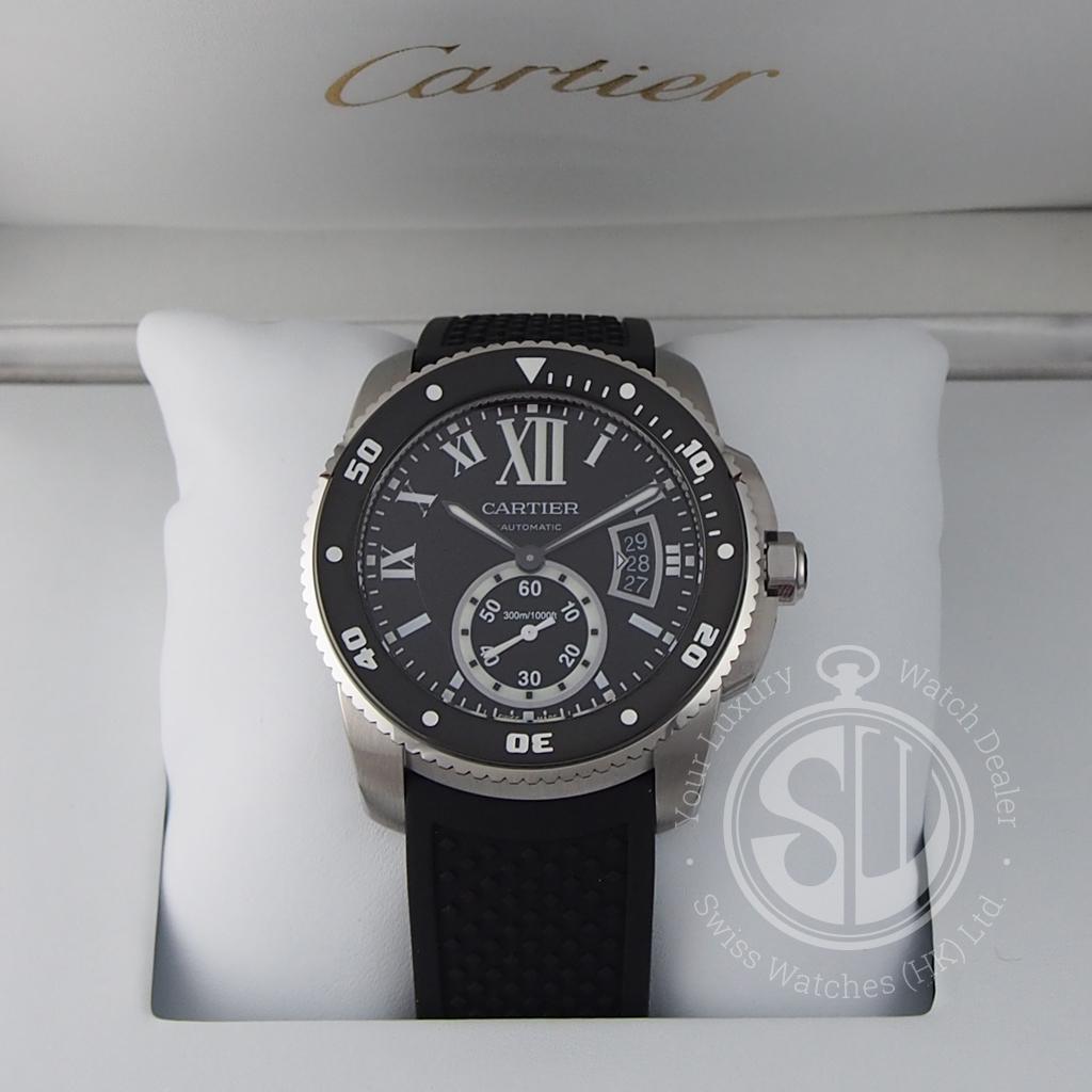 Calibre De Cartier Hk Price